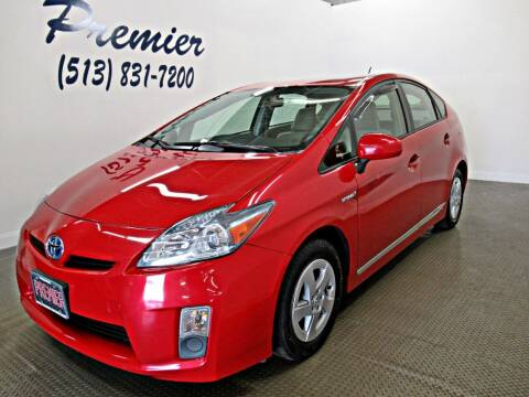 2011 Toyota Prius for sale at Premier Automotive Group in Milford OH