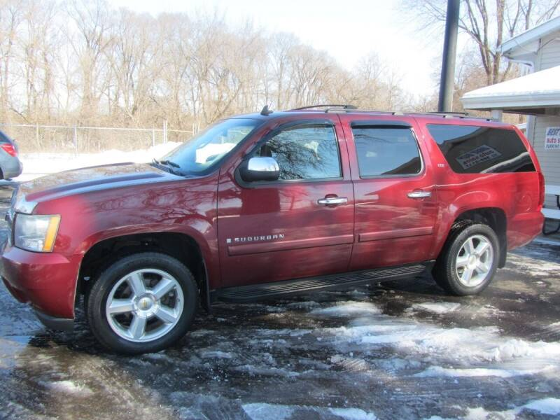 2008 Chevrolet Suburban for sale at Best Buy Auto Sales of Northern IL in South Beloit IL