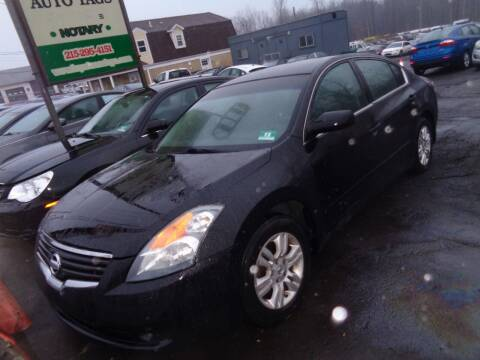 2010 Nissan Altima Hybrid for sale at All State Auto Sales in Morrisville PA