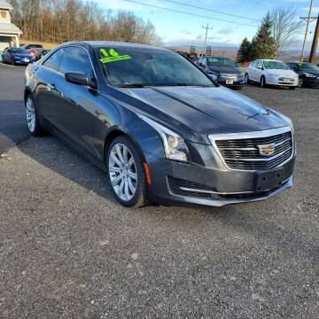 2016 Cadillac ATS for sale at ALL WHEELS DRIVEN in Wellsboro PA