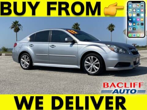 2013 Subaru Legacy for sale at Bacliff Auto in Bacliff TX