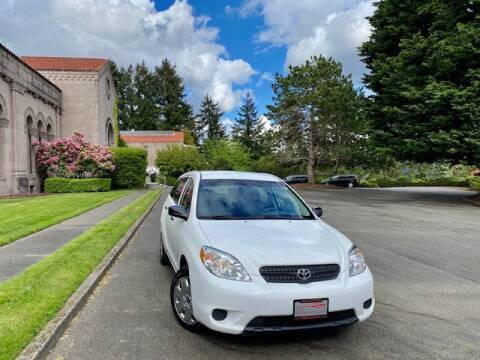 2008 Toyota Matrix for sale at EZ Deals Auto in Seattle WA