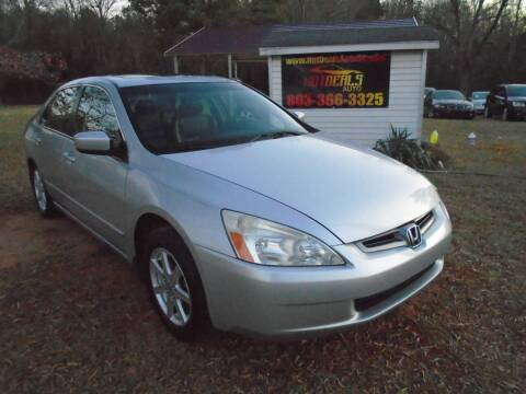 2004 Honda Accord for sale at Hot Deals Auto LLC in Rock Hill SC