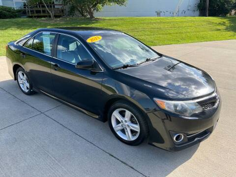 2013 Toyota Camry for sale at Best Buy Auto Mart in Lexington KY