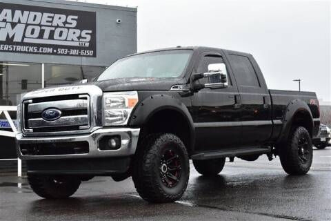 2012 Ford F-350 Super Duty for sale at Landers Motors in Gresham OR