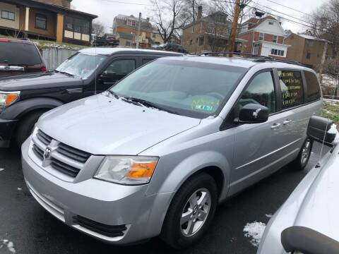 2010 Dodge Grand Caravan for sale at Fellini Auto Sales & Service LLC in Pittsburgh PA