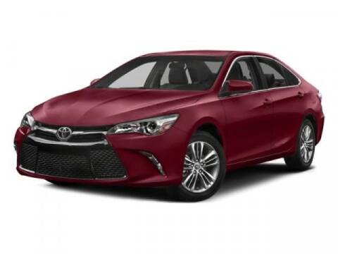 2016 Toyota Camry for sale at JEFF HAAS MAZDA in Houston TX