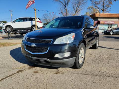 2011 Chevrolet Traverse for sale at Lamarina Auto Sales in Dearborn Heights MI