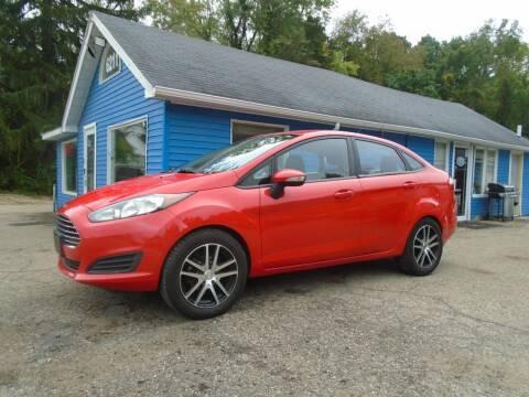 2014 Ford Fiesta for sale at Michigan Auto Sales in Kalamazoo MI