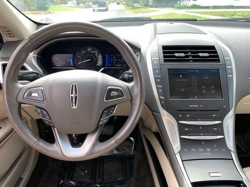 2016 Lincoln MKZ Hybrid 4dr Sedan - Farmington MN