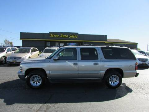 2006 Chevrolet Suburban for sale at MIRA AUTO SALES in Cincinnati OH