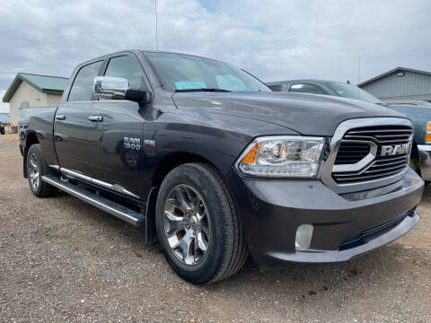 2017 RAM Ram Pickup 1500 for sale at FAST LANE AUTOS in Spearfish SD