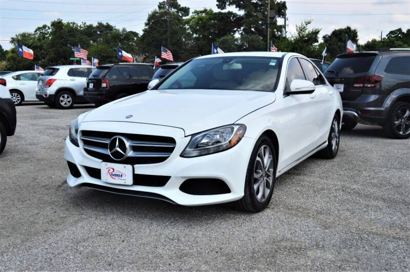 2015 Mercedes-Benz C-Class for sale at Rivera Auto Group in Spring TX