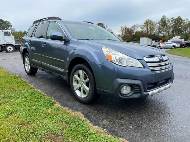 2013 Subaru Outback for sale at Variety Auto Sales in Abingdon VA