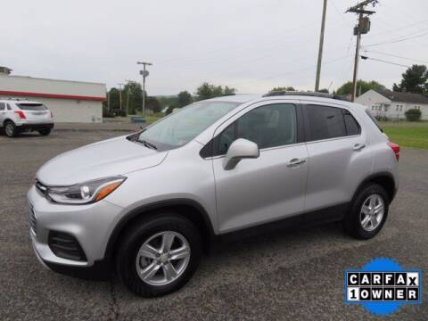 2018 Chevrolet Trax for sale at DUNCAN SUZUKI in Pulaski VA