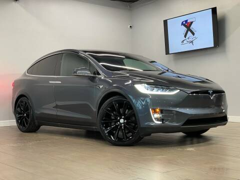 2016 Tesla Model X for sale at TX Auto Group in Houston TX