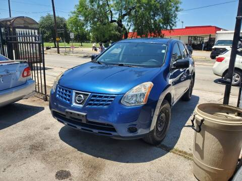 2009 Nissan Rogue for sale at C.J. AUTO SALES llc. in San Antonio TX