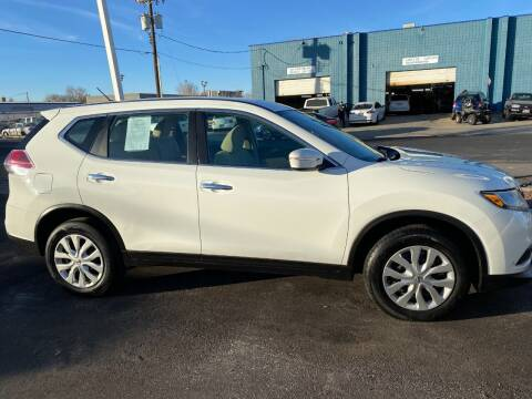 2015 Nissan Rogue for sale at Major Car Inc in Murray UT