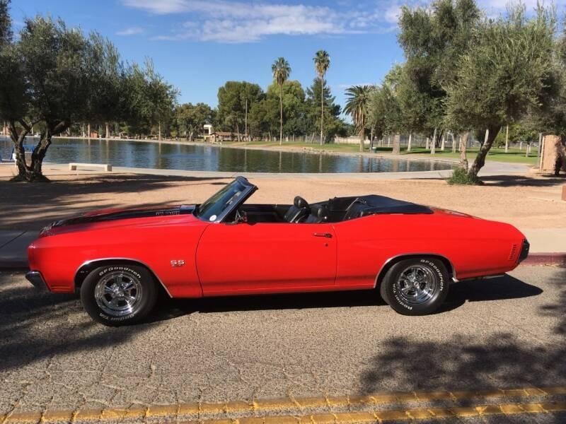 1970 Chevrolet Chevelle for sale in Scottsdale, AZ