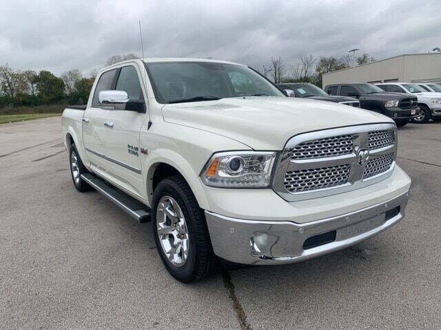 2018 RAM Ram Pickup 1500 for sale at Mann Chrysler Dodge Jeep of Richmond in Richmond KY