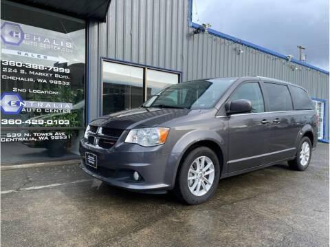 2018 Dodge Grand Caravan for sale at Chehalis Auto Center in Chehalis WA