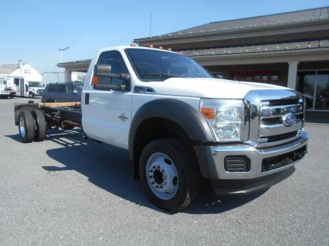 2011 Ford F-450 Super Duty for sale at Nye Motor Company in Manheim PA