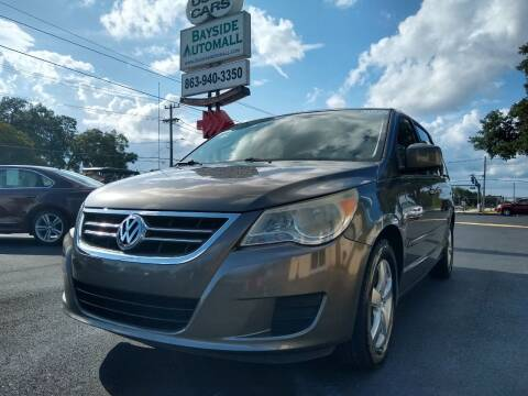 2010 Volkswagen Routan for sale at BAYSIDE AUTOMALL in Lakeland FL