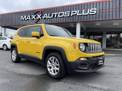 2015 Jeep Renegade for sale at Maxx Autos Plus in Puyallup WA