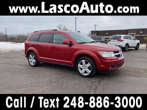 2010 Dodge Journey for sale at Lasco of Waterford in Waterford MI