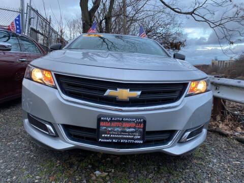 2019 Chevrolet Impala for sale at Nasa Auto Group LLC in Passaic NJ