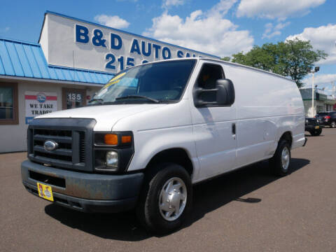 2014 Ford E-Series Cargo for sale at B & D Auto Sales Inc. in Fairless Hills PA