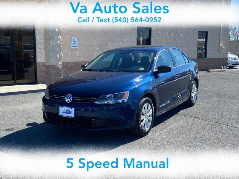 2014 Volkswagen Jetta for sale at Va Auto Sales in Harrisonburg VA