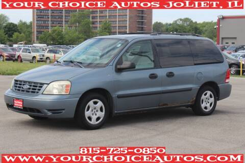 2004 Ford Freestar for sale at Your Choice Autos - Joliet in Joliet IL