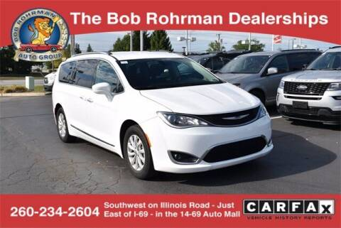 2019 Chrysler Pacifica for sale at BOB ROHRMAN FORT WAYNE TOYOTA in Fort Wayne IN