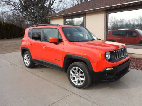2015 Jeep Renegade for sale at VITALIYS AUTO SALES in Chicopee MA