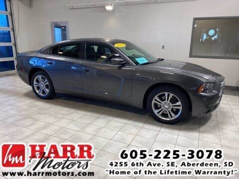 2014 Dodge Charger for sale at Harr's Redfield Ford in Redfield SD