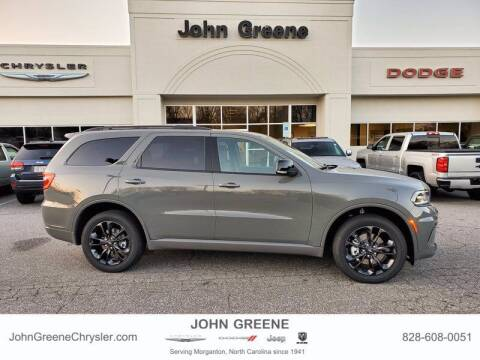 2021 Dodge Durango for sale at John Greene Chrysler Dodge Jeep Ram in Morganton NC