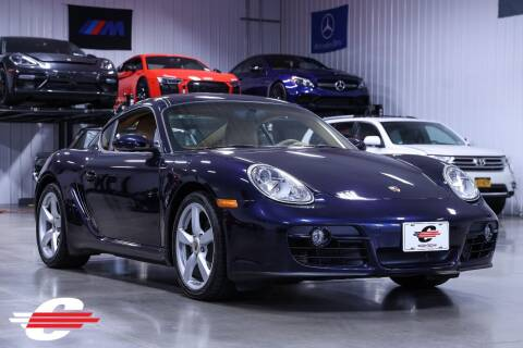 2007 Porsche Cayman for sale at Cantech Automotive in North Syracuse NY
