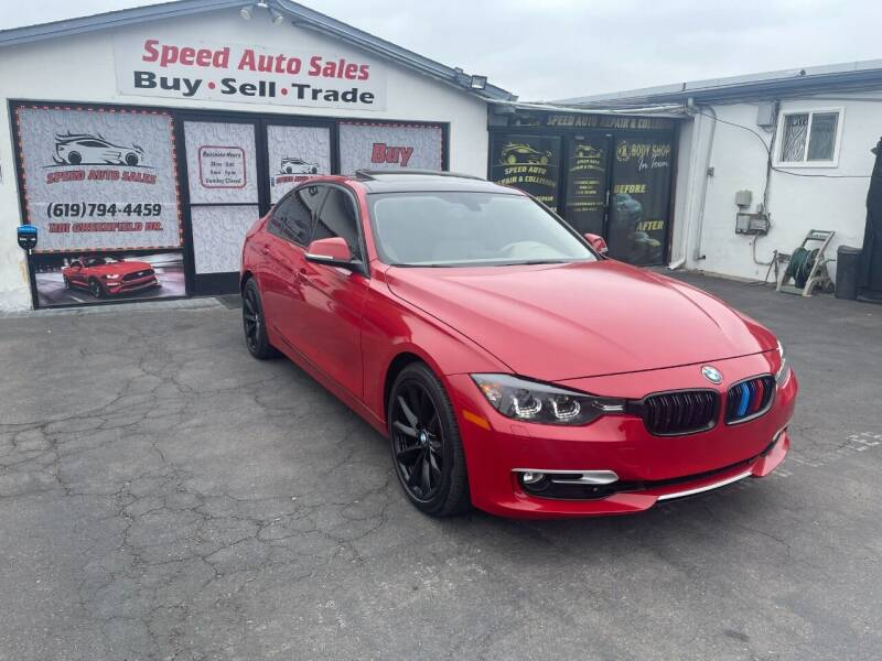 2013 BMW 3 Series for sale at Speed Auto Sales in El Cajon CA