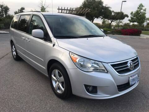 2009 Volkswagen Routan for sale at MSR Auto Inc in San Diego CA
