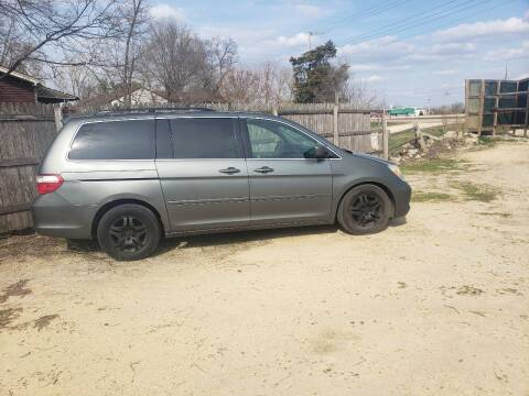 2007 Honda Odyssey for sale at Northwoods Auto & Truck Sales in Machesney Park IL