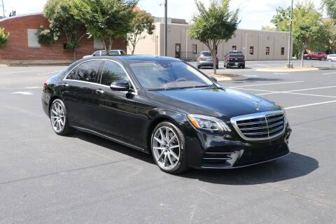 2018 Mercedes-Benz S-Class for sale at Auto Collection Of Murfreesboro in Murfreesboro TN