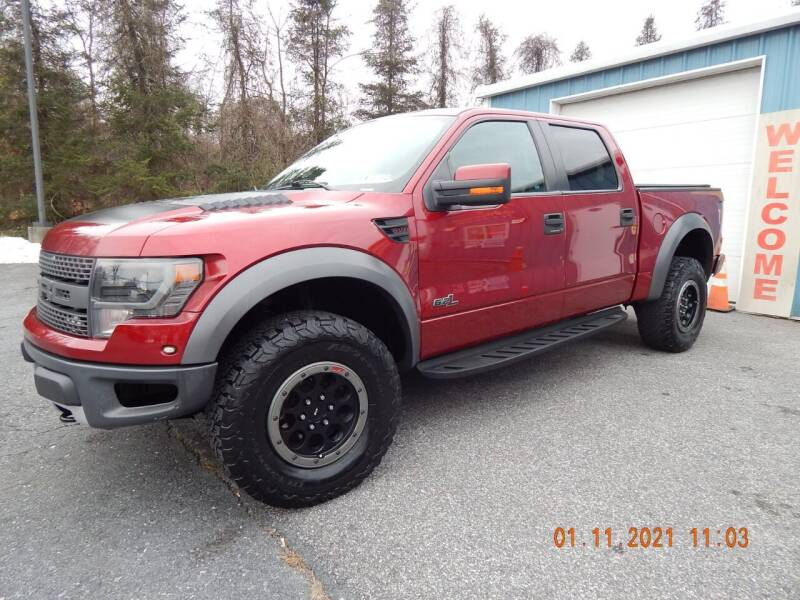 2014 Ford F-150 for sale at Dave's Auto Connection LLC in Etters PA