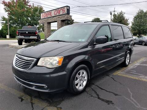2012 Chrysler Town and Country for sale at I-DEAL CARS in Camp Hill PA