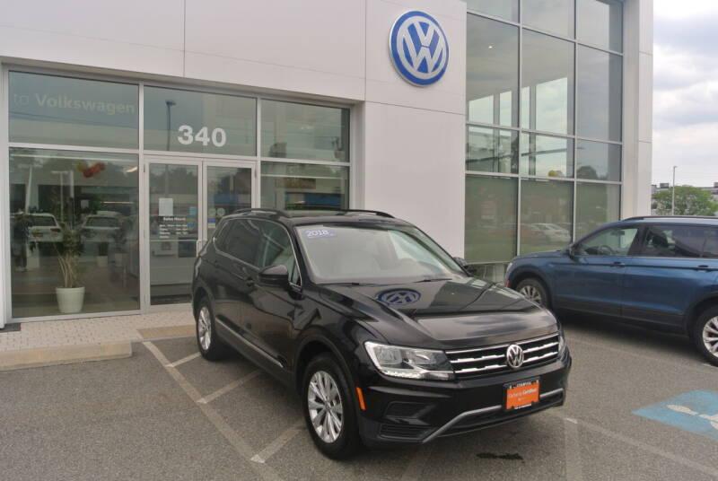 2018 Volkswagen Tiguan for sale in Medford, MA