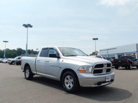 2011 RAM Ram Pickup 1500 for sale at Radley Cadillac in Fredericksburg VA