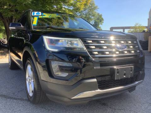2016 Ford Explorer for sale at Active Auto Sales Inc in Philadelphia PA