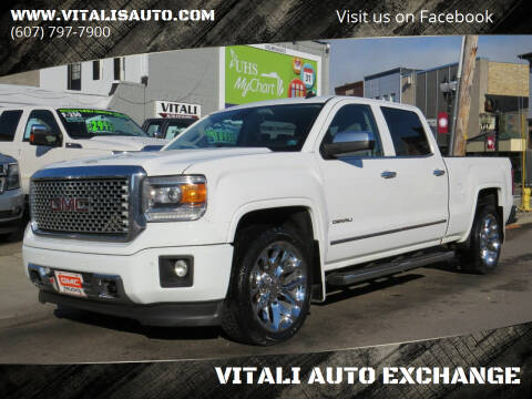 2014 GMC Sierra 1500 for sale at VITALI AUTO EXCHANGE in Johnson City NY
