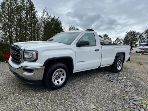2018 GMC Sierra 1500 for sale at Hillside Motors Inc. in Hickory NC