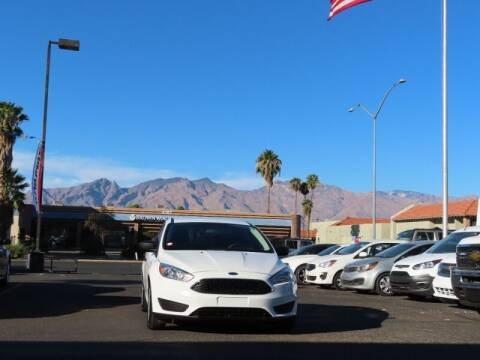 2018 Ford Focus for sale at Jay Auto Sales in Tucson AZ